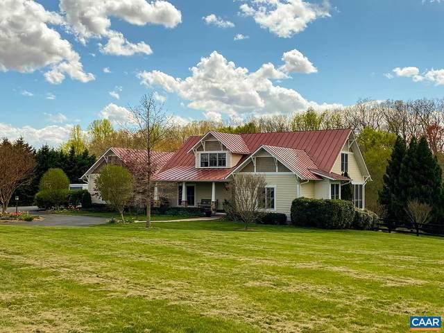 2930 Milton Village Ln, CHARLOTTESVILLE, VA 22902 (MLS #615920) :: KK Homes