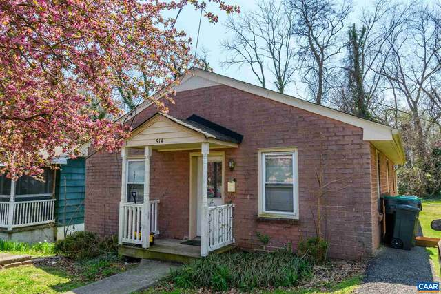 914 Henry Ave, CHARLOTTESVILLE, VA 22903 (MLS #615925) :: KK Homes