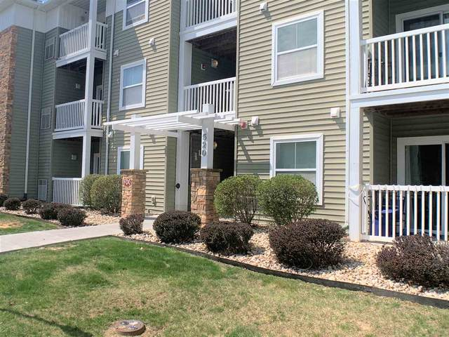 520 Davis Mill Dr #203, HARRISONBURG, VA 22801 (MLS #615965) :: Real Estate III
