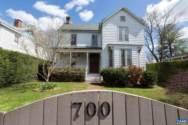 700 Locust Ave, CHARLOTTESVILLE, VA 22902 (MLS #615966) :: KK Homes