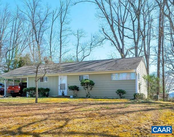 116 W Park Dr, CHARLOTTESVILLE, VA 22901 (MLS #616000) :: Jamie White Real Estate