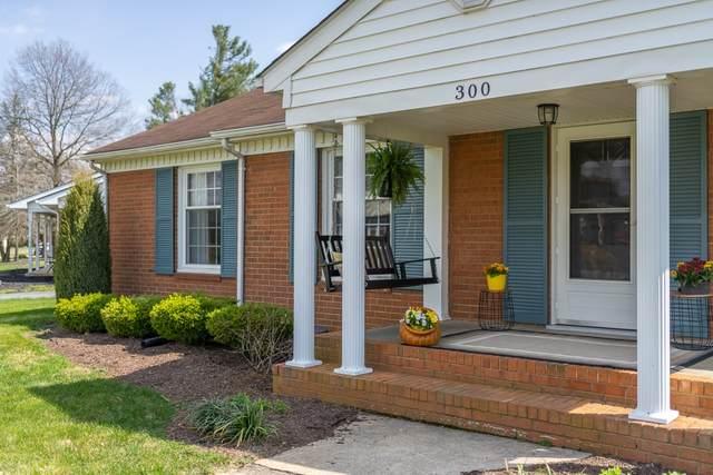 300 Stonewall Dr, WAYNESBORO, VA 22980 (MLS #616005) :: KK Homes