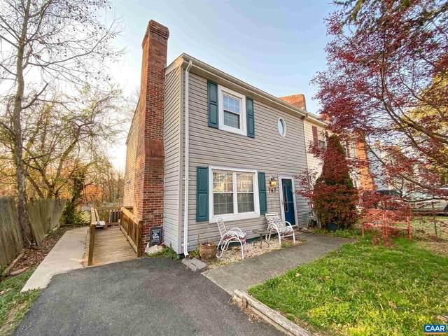 767 Prospect Ave, CHARLOTTESVILLE, VA 22903 (MLS #616008) :: KK Homes