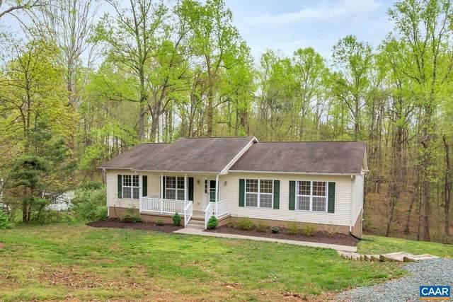 1625 Milton Rd, CHARLOTTESVILLE, VA 22902 (MLS #616011) :: Real Estate III