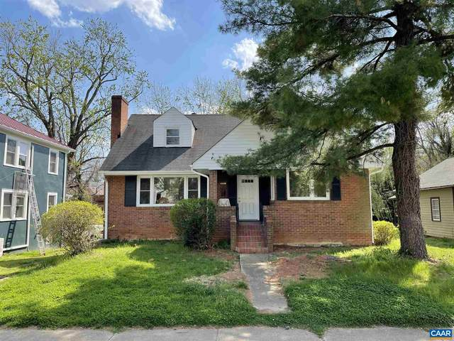 806 Page St, CHARLOTTESVILLE, VA 22903 (MLS #616012) :: Real Estate III