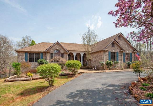 831 Pine Trl, Lovingston, VA 22949 (MLS #616028) :: KK Homes