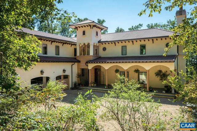 395 Claymont Dr, Earlysville, VA 22936 (MLS #616039) :: Real Estate III