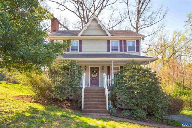 1087 Towne Ln, CHARLOTTESVILLE, VA 22901 (MLS #616041) :: Jamie White Real Estate