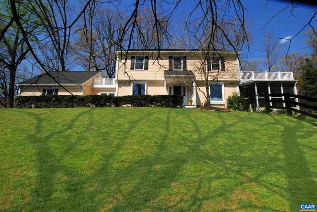 4053 Free Union Rd, CHARLOTTESVILLE, VA 22901 (MLS #616045) :: Real Estate III