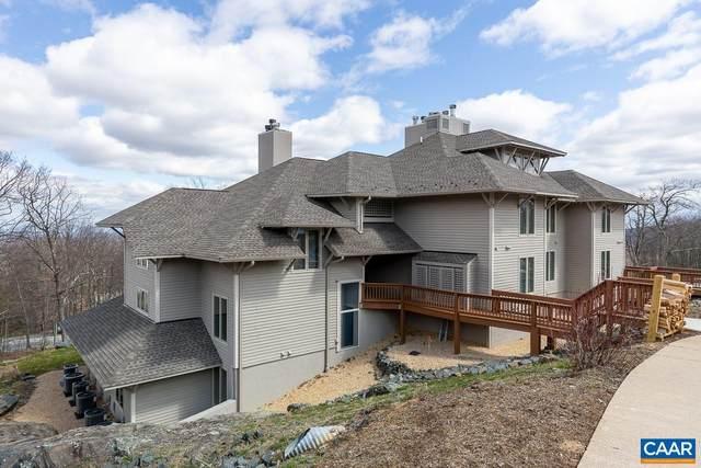 3226 North Ridge Condos, Wintergreen Resort, VA 22967 (MLS #616046) :: KK Homes