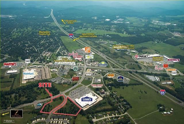 0 Lew Dewitt Blvd, WAYNESBORO, VA 22980 (MLS #616049) :: KK Homes