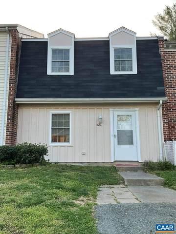 1622 Townwood Ct, CHARLOTTESVILLE, VA 22901 (MLS #616055) :: KK Homes