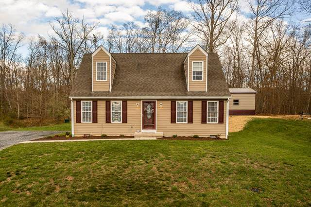 47 Cedarcrest Dr, WAYNESBORO, VA 22980 (MLS #616059) :: KK Homes