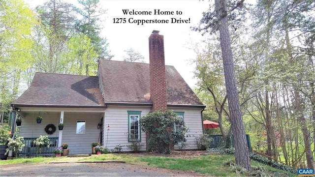 1275 Copperstone Dr, CHARLOTTESVILLE, VA 22902 (MLS #616060) :: Real Estate III