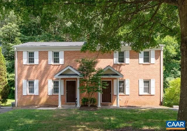 114 Longwood Dr B, CHARLOTTESVILLE, VA 22903 (MLS #616064) :: KK Homes
