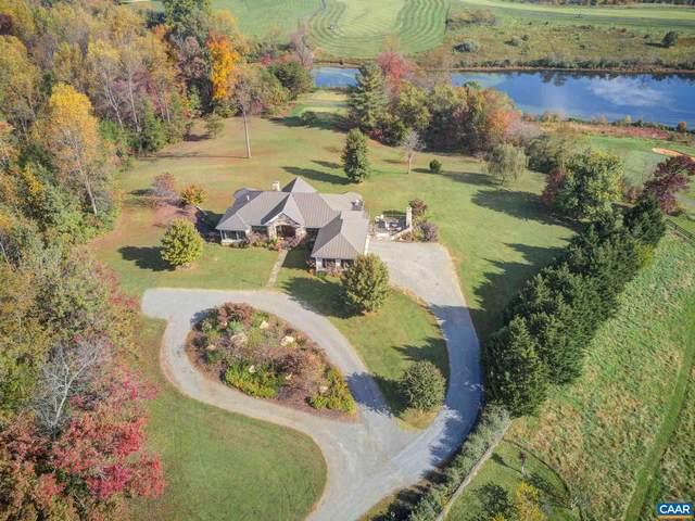 513 Half Mile Branch Rd, Crozet, VA 22932 (MLS #616079) :: Jamie White Real Estate
