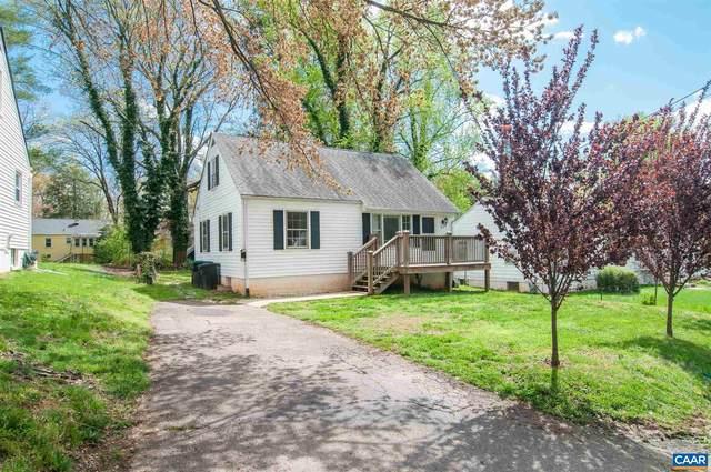 1616 Center Ave, CHARLOTTESVILLE, VA 22903 (MLS #616081) :: Real Estate III