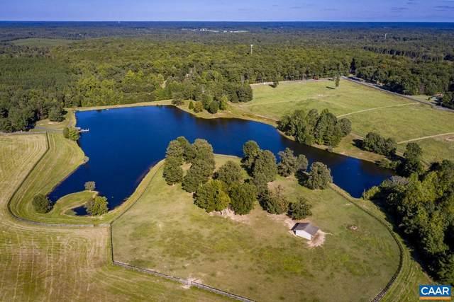 Lot 1 Pennwood Farm, CHARLOTTESVILLE, VA 22902 (MLS #616127) :: Real Estate III