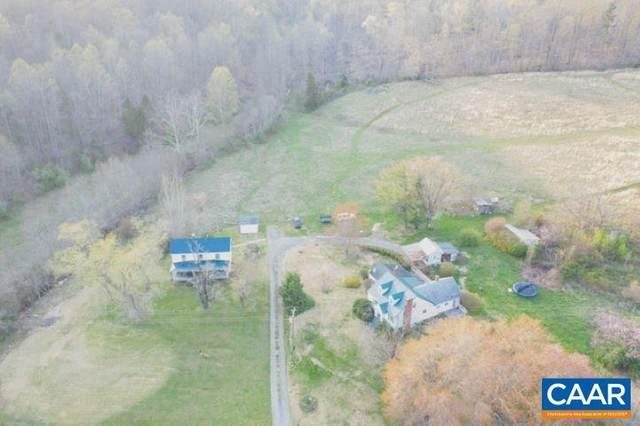 12689 Thomas Nelson Hwy, Lovingston, VA 22949 (MLS #616128) :: Real Estate III