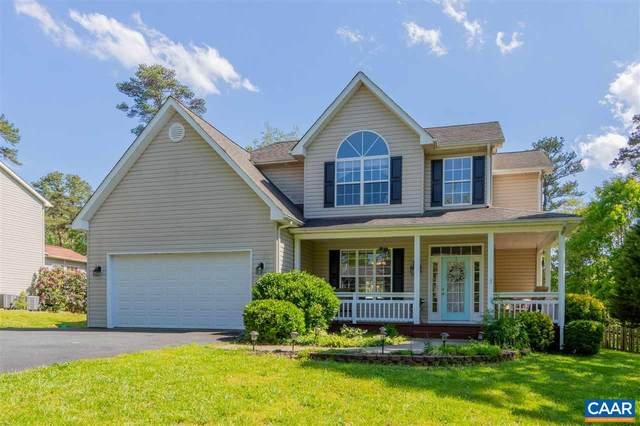 459 Jefferson Dr, Palmyra, VA 22963 (MLS #616133) :: Jamie White Real Estate