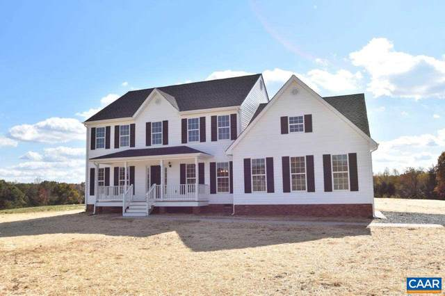 Lot 24 Pelham Dr, KESWICK, VA 22947 (MLS #616136) :: Real Estate III