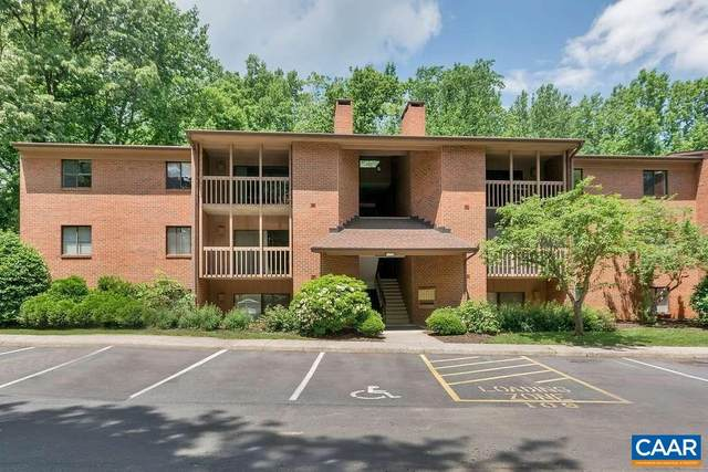 114 Turtle Creek Rd #08, CHARLOTTESVILLE, VA 22901 (MLS #616189) :: Jamie White Real Estate