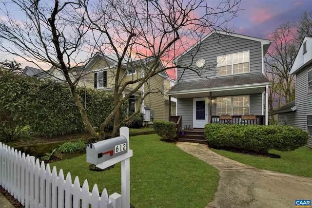 612 Hinton Ave, CHARLOTTESVILLE, VA 22902 (MLS #616215) :: Real Estate III
