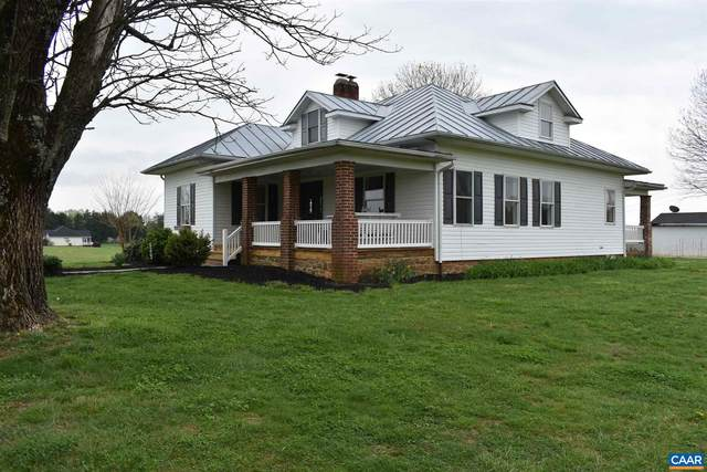 5572 South River Rd, STANARDSVILLE, VA 22973 (MLS #616218) :: Jamie White Real Estate