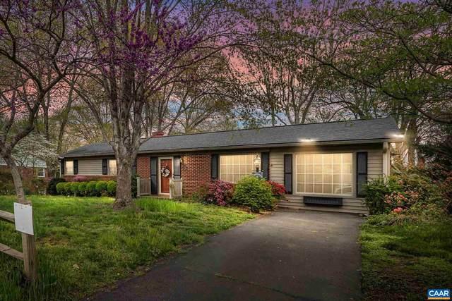 1284 Kenwood Ln, CHARLOTTESVILLE, VA 22901 (MLS #616219) :: Real Estate III