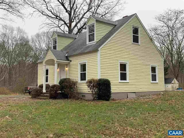 3864 Columbia Rd, GORDONSVILLE, VA 22942 (MLS #616221) :: KK Homes
