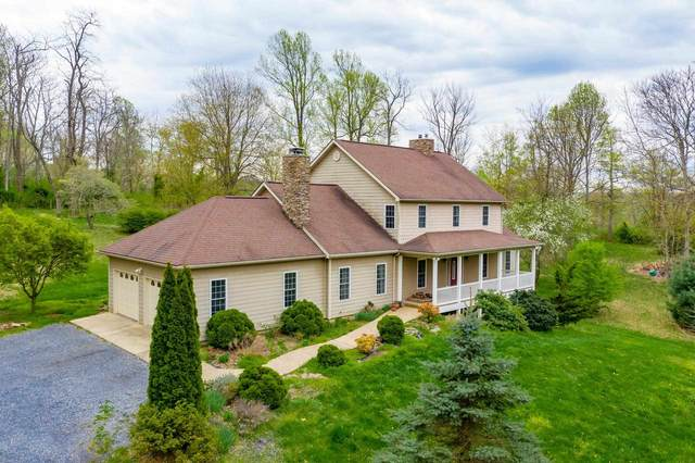 95 Haytie Ln, Swoope, VA 24479 (MLS #616233) :: Real Estate III