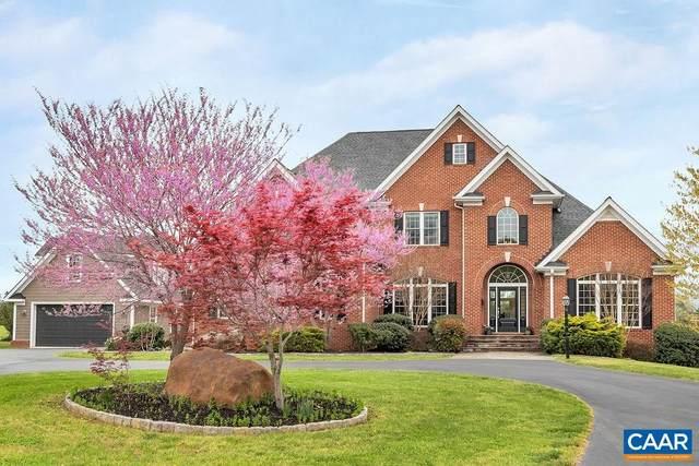 493 Burchs Creek Rd, Crozet, VA 22932 (MLS #616261) :: Real Estate III