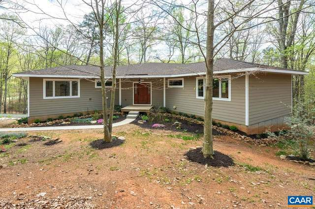 1493 Milton Rd, CHARLOTTESVILLE, VA 22902 (MLS #616288) :: Jamie White Real Estate
