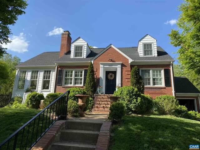 1437 Plymouth Rd, CHARLOTTESVILLE, VA 22903 (MLS #616290) :: Real Estate III