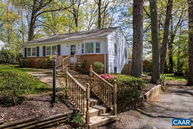 106 West Park Dr, CHARLOTTESVILLE, VA 22901 (MLS #616296) :: Jamie White Real Estate
