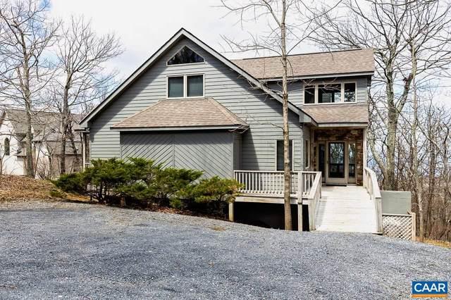 21 N Forest Dr, Wintergreen Resort, VA 22967 (MLS #616302) :: Real Estate III