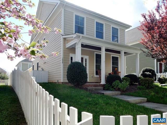 1058 Killdeer Ln, Crozet, VA 22932 (MLS #616313) :: Real Estate III