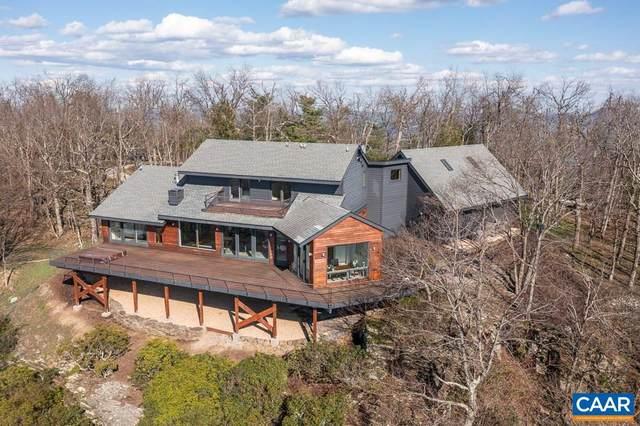 578 Elk Mountain Rd, AFTON, VA 22920 (MLS #616322) :: Real Estate III