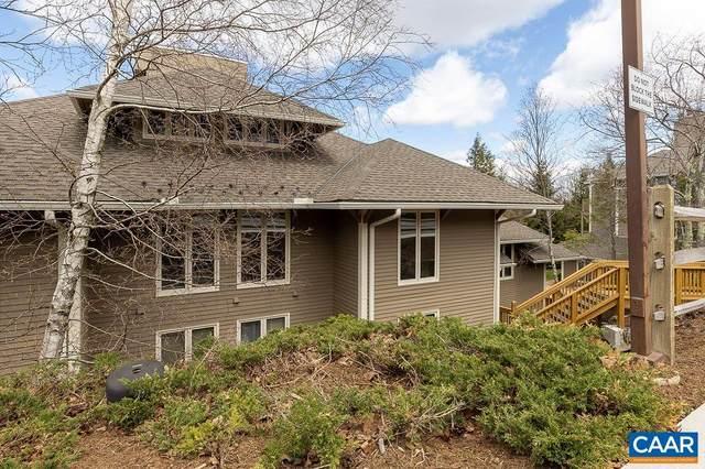 2071 Stone Ridge Condos, Wintergreen Resort, VA 22967 (MLS #616334) :: Real Estate III