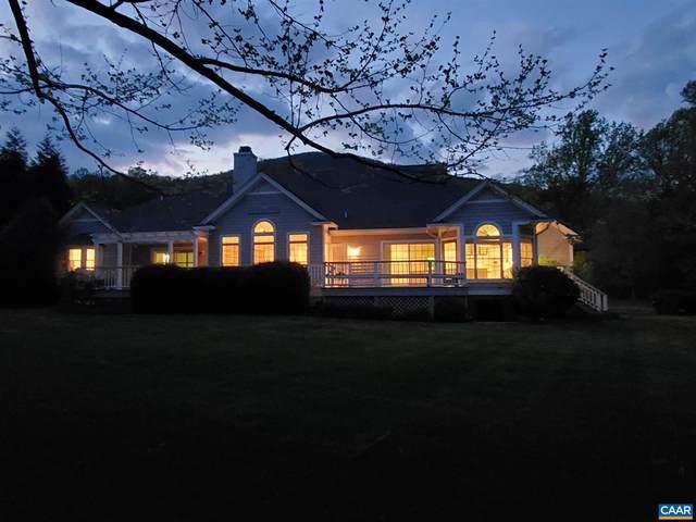 1558 Monacan Dr, Nellysford, VA 22958 (MLS #616363) :: Real Estate III