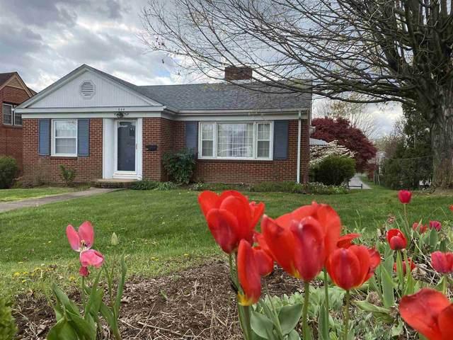 644 Parkview Ave, STAUNTON, VA 24401 (MLS #616372) :: Real Estate III