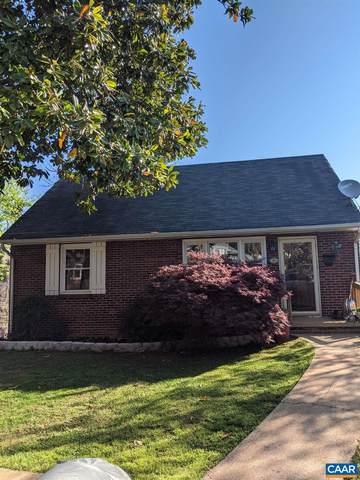 814 Valley View Cir, CHARLOTTESVILLE, VA 22901 (MLS #616412) :: Real Estate III