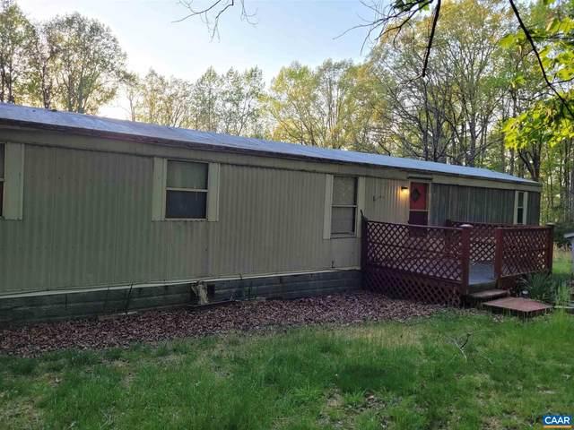 2888 Nelsons Rd, Esmont, VA 22937 (MLS #616418) :: Real Estate III