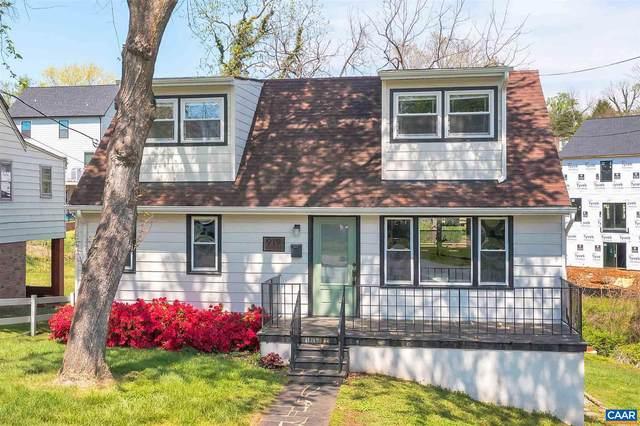 919 Rockland Ave, CHARLOTTESVILLE, VA 22902 (MLS #616419) :: Real Estate III