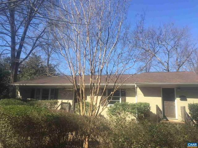 26 University Cir, CHARLOTTESVILLE, VA 22903 (MLS #616431) :: Jamie White Real Estate