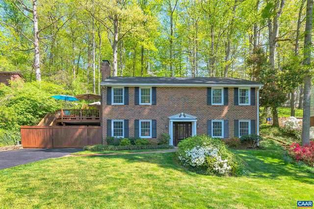 2236 Brandywine Dr, CHARLOTTESVILLE, VA 22901 (MLS #616454) :: Real Estate III