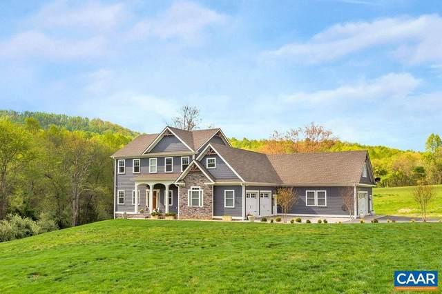 630 Retriever Run, CHARLOTTESVILLE, VA 22903 (MLS #616471) :: Real Estate III