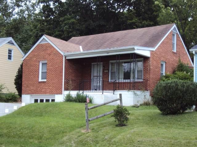 1521 Springhill Rd, STAUNTON, VA 24401 (MLS #616548) :: Real Estate III