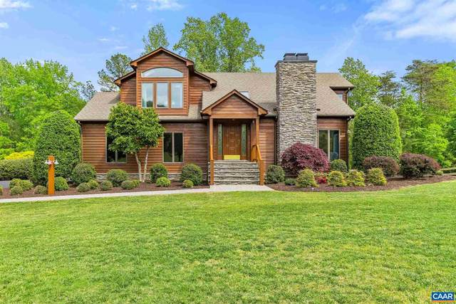 2100 Hawk Town Rd, Maidens, VA 23102 (MLS #616625) :: Real Estate III