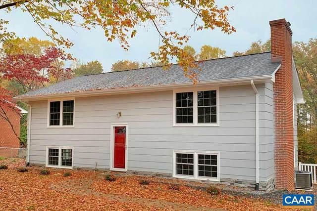 111 Deerwood Dr, CHARLOTTESVILLE, VA 22911 (MLS #616745) :: KK Homes